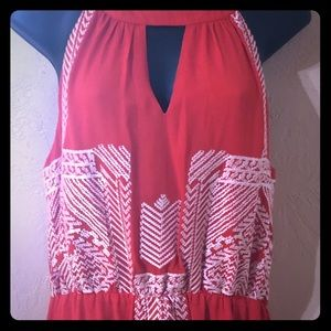 New with tags long summer beach causal dress